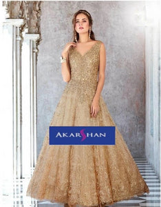 Designer Flair Gown