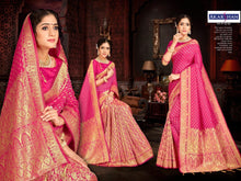 Load image into Gallery viewer, Silk Saree in Pink