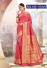 Load image into Gallery viewer, Pure Silk Saree
