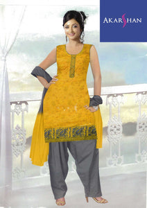 Cotton Kameez in  Embroidery