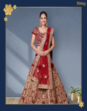 Load image into Gallery viewer, Bridal Lehenga