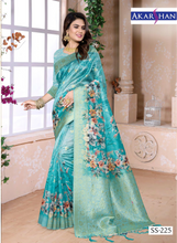 Load image into Gallery viewer, Silk Sarees