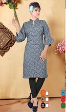 Load image into Gallery viewer, Rayon kurti