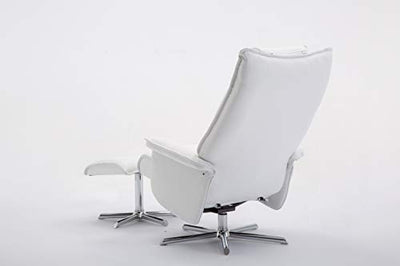 Rissanti Triest Push back Recliner White