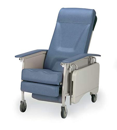 3 Position Recliner - Deluxe, Blue Ridge