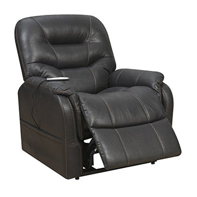Pulaski Home Comfort Collection Power Lift Chair, Charcoal