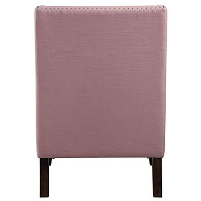Uttermost Arieat Arm Chair in Pink