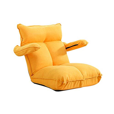 HELLEN Personalized Tatami Floor Lazy Sofa Armchair Bed Chair Legless Chair Breathable Fabric Z-2020-9-11
