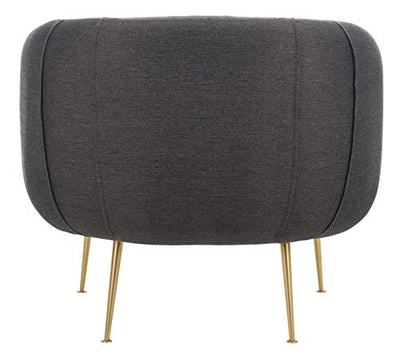 Safavieh Accent Chair, Normal, Stone
