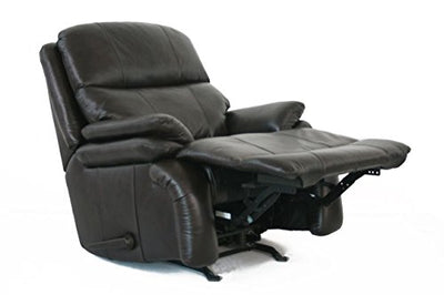 BarcaLounger Affinity ll Leather Chaise Recliner