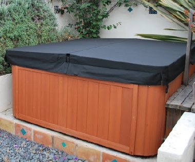 MySpaCover Hot Tub Cover and Spa Cover Replacement- 6 Inch Taper, Any Shape Any Size up to 96""