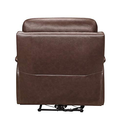 Lexicon Charley Power Recliner, Brown