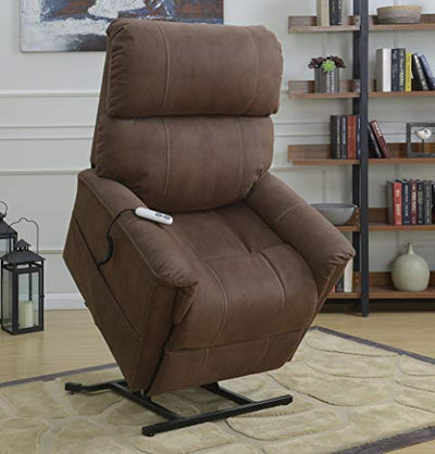 Pulaski USB Lift chair, Brown