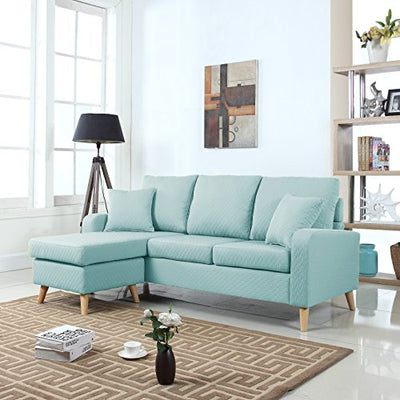 Housel Living Sectional, ORANGE