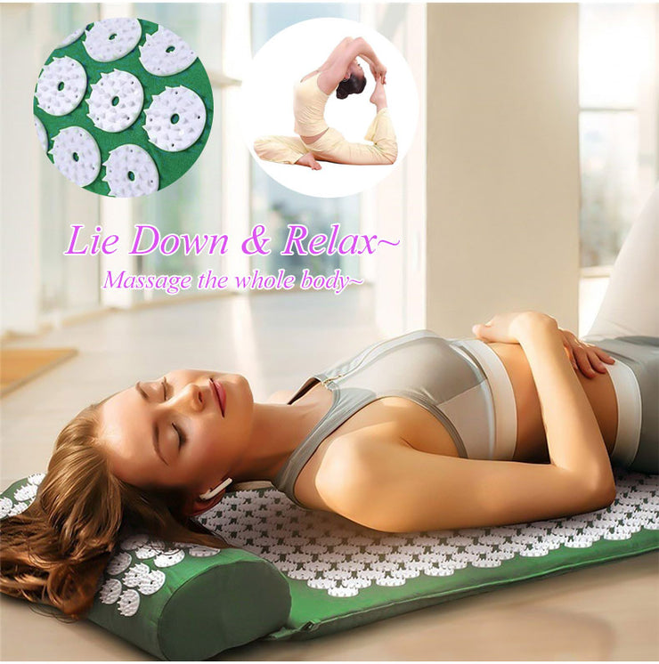 Acupressure Yoga Massage Set
