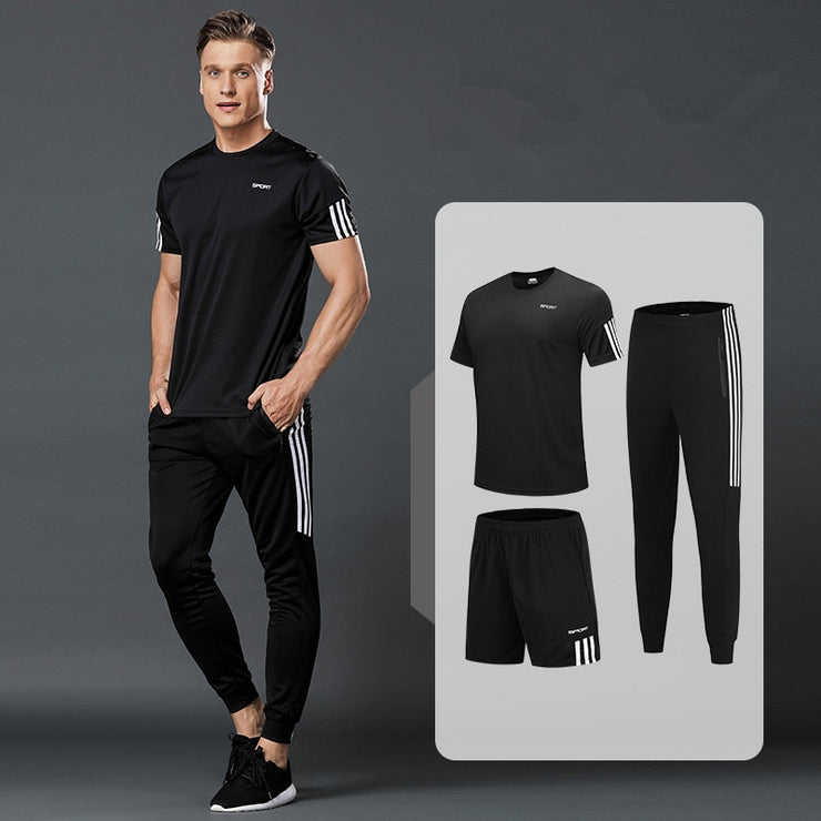 Men's Suits Running Sportswear Sets