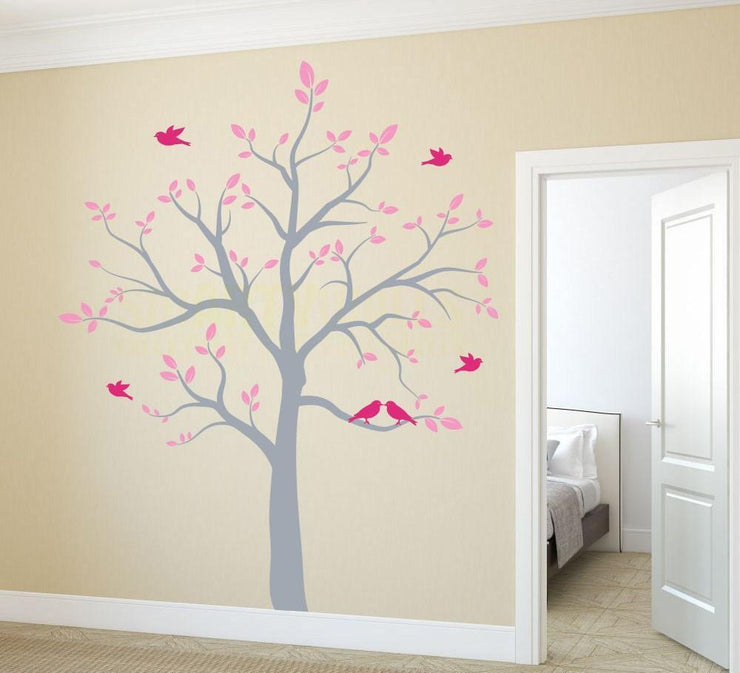 Beautiful Tree Wall Sticker Decal