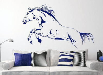 Horse Wall Art Sticker