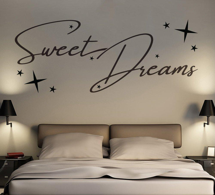 Sweet Dreams Wall Art Sticker