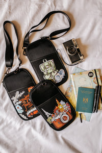 The sesen travel wallet