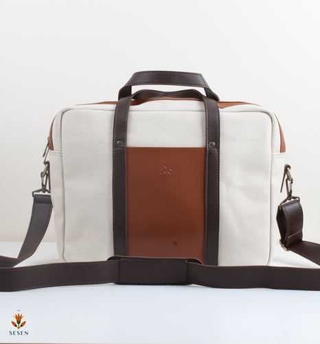Mens canvas work bag | The sesen