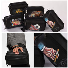 Load image into Gallery viewer, men's toiletry bag