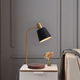 The Irish Dome Desk and Side Table Wireless Charging Lamp