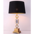 The Golden Mirage Table Lamp