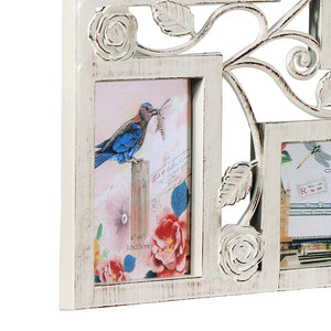 Rectangular Interconnected Multi Photo Frame for Wall Decoration