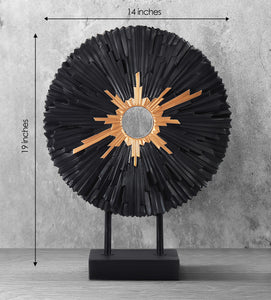 The Midnight Sun Table Decoration Showpiece - Big