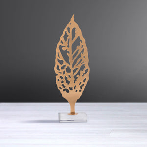 The Golden Hackberry Table Decoration Showpiece - Big