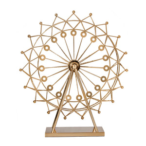 The Ferrous Wheel Showpiece for Decoration