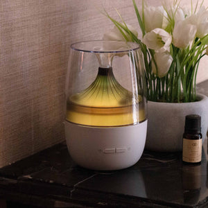 Secret Land Aroma Oil Diffuser and Humidifier