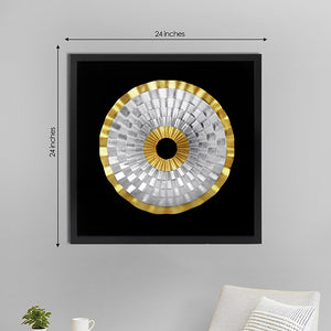 The Third Eye Shadow Box Wall Decoration Piece