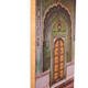 The Royal Doorway 3 Panel Framed Canvas Wall Art