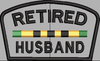 Retired ___________ Embroidered Hat - FreezetheComedian