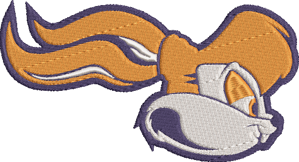 Corona virus face mask embroidery Denver Lolas (Broncos Inspired) Parody Embroidery Design 2 Sizes!