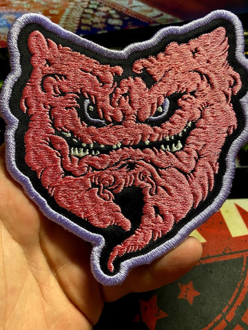 Wu Tang Krang Embroidered Patch