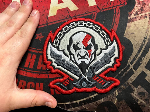 God Of War Kratos Patch