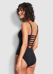 Seafolly DD Cup One Piece Bather