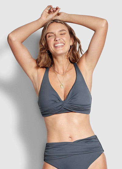 Seafolly DD Double Wrap Front Bra