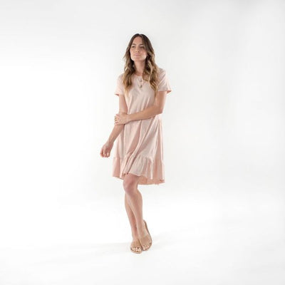 Clé Brooklyn Dress - Blush