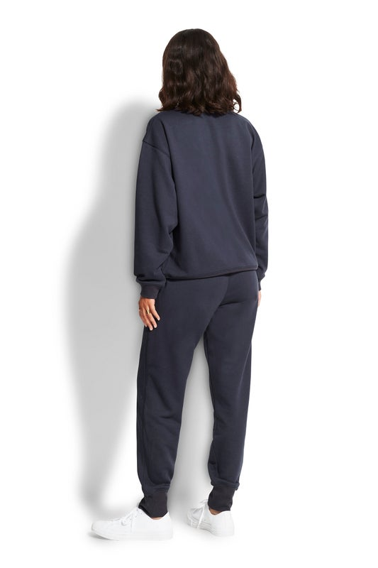 Leisure Trackpant - True Navy