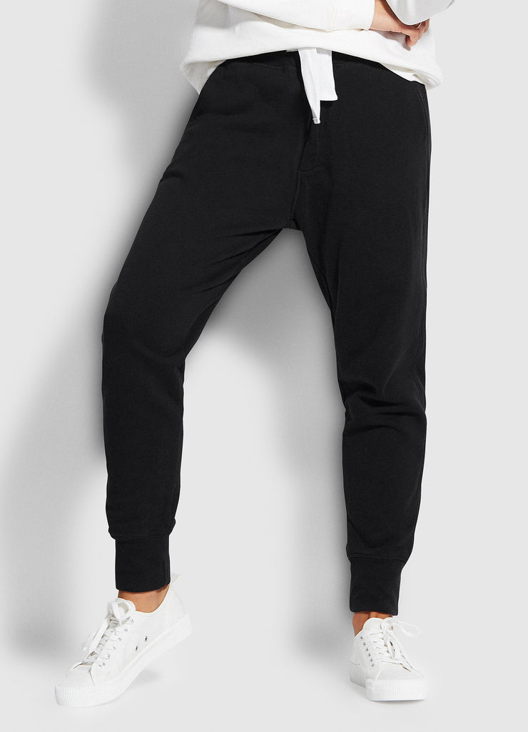Leisure Trackpant - Black