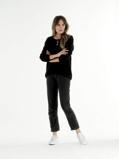 Clé Lucy Sweater - Black