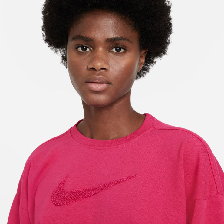 Nike Dri-FIT Get Fit Women's Swoosh Training Crew