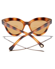 Seafolly Coral Bay Sunglasses - Dark Tort