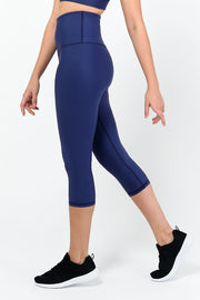 dk active Highrider Tight - Midi - Navy