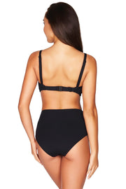 Essentials Twist Front DD/E Cup Bra Top