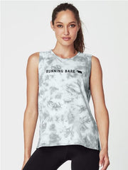 Easy Rider Muscle Tank - Silver Fox